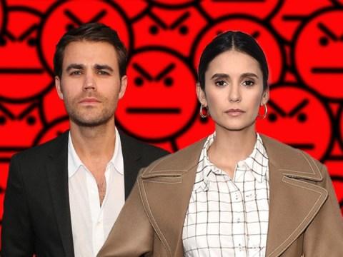 The Vampire Diaries' Nina Dobrev sets Paul Wesley feud rumours straight – kind of