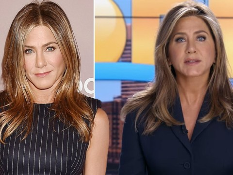 Jennifer Aniston relates to 'vulnerable' The Morning Show role after 'turmoil' in private life