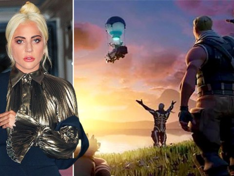 Lady Gaga trolls Fortnite fans and asks what the game actually is amid Chapter 2 release
