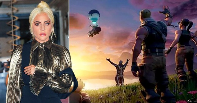 Lady Gaga Fortnite