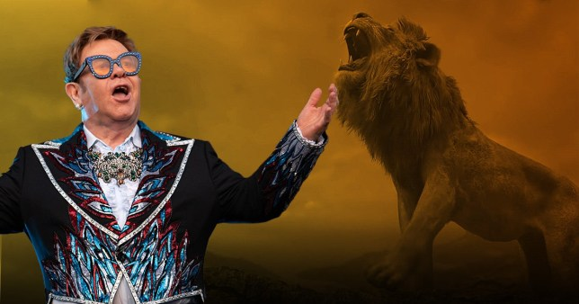 Elton John Calls The Lion King Remake A Huge Disappointment