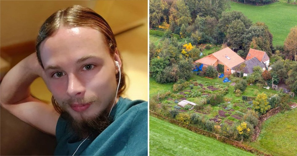 The man who alerted neighbours he and his family were being held captive has been identified as Jan Zon van Dorsten (Picture: Getty)