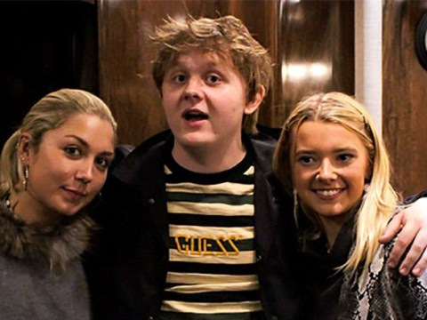 Lewis Capaldi flew a lucky girl out to New York after matching with her on Tinder like the true gent he is