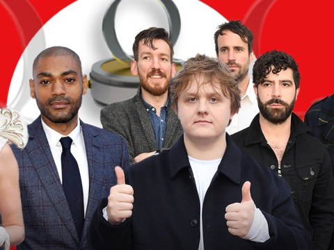 Lewis Capaldi, Rose McGowan, Foals and Kano lead the stars on Q Awards red carpet