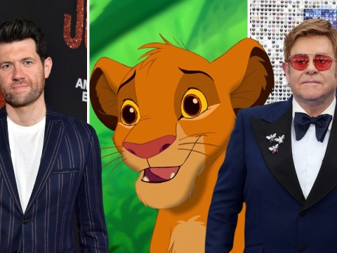 Billy Eichner throws major shade at Elton John as singer slams 'disappointing' The Lion King remake