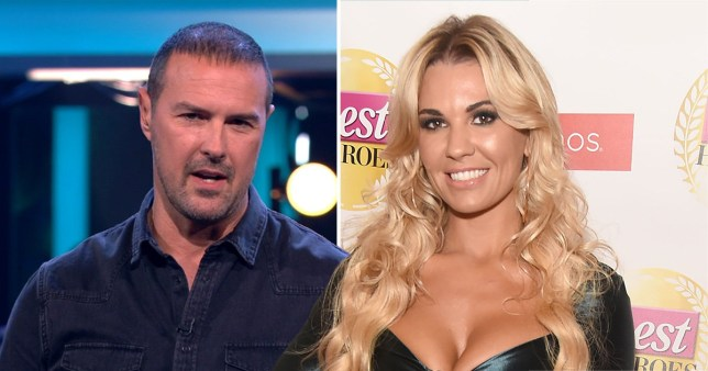 Christine McGuinness fears for husband Paddy's life when he's presenting Top Gear