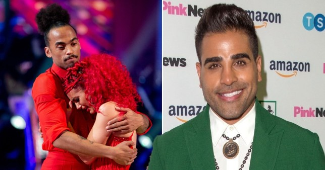 Dr Ranj Singh addresses 'random' Strictly Come Dancing scores: 'We were all surprised'