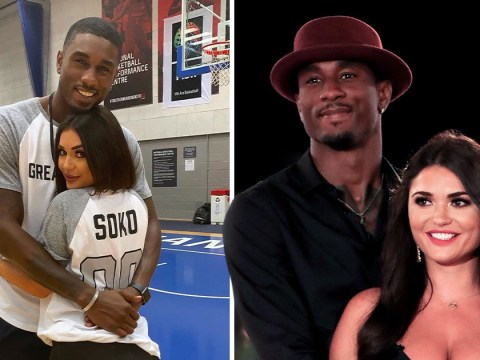 Love Island's Ovie Soko and India Reynolds 'still together' amid claims romance is 'on the rocks'