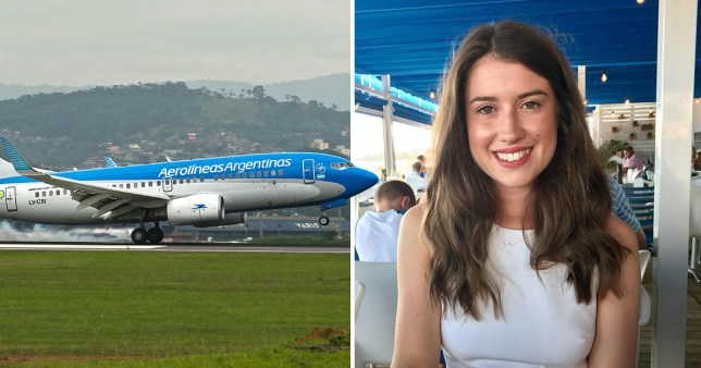 Woman 'kicked off plane because she had a severe nut allergy'