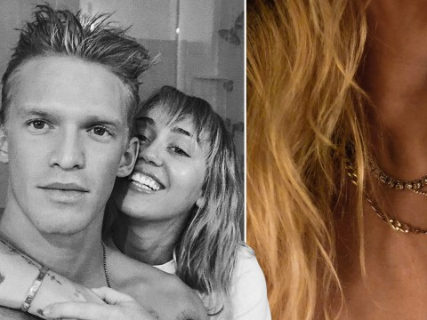 Cody Simpson drops new song Golden Thing about girlfriend Miley Cyrus and he's absolutely smitten
