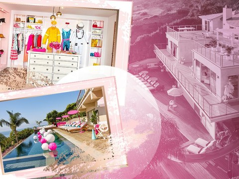 You'll soon be able to rent a Malibu Barbie Dreamhouse on Airbnb