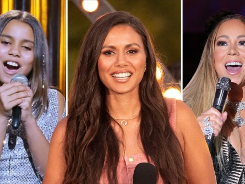 Olivia Olson is breaking free from the shackles of Love Actually on X Factor Celebrity: 'I refuse to sing Mariah Carey'