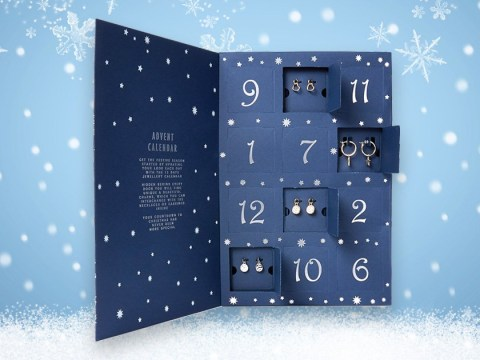 Marks & Spencer launches advent calendar filled with jewellery for £19.50