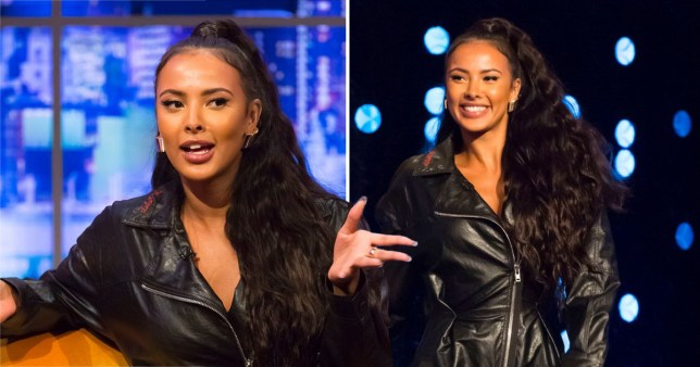 Maya Jama always wanted to be an actress and now she's going for it