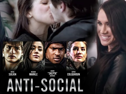 Meghan Markle starred in gritty crime film with Skepta and Devlin and the internet is freaking out