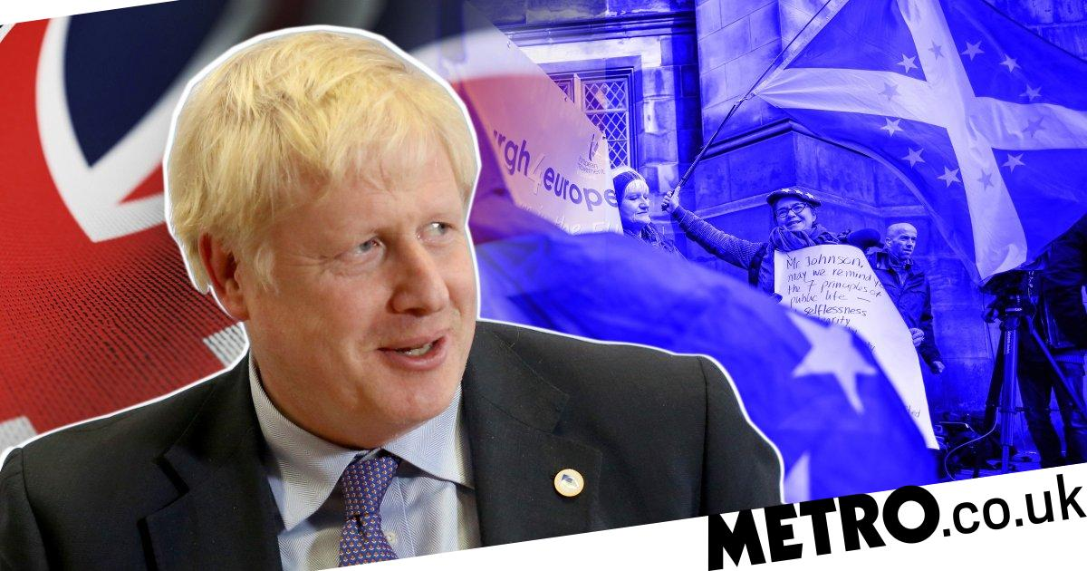 Judge throws out court bid to stop vote on Boris Johnson's Brexit deal