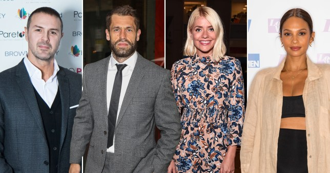 ITV left seething as they accuse BBC of 'poaching' talent such as Holly Willoughby and Paddy McGuinness