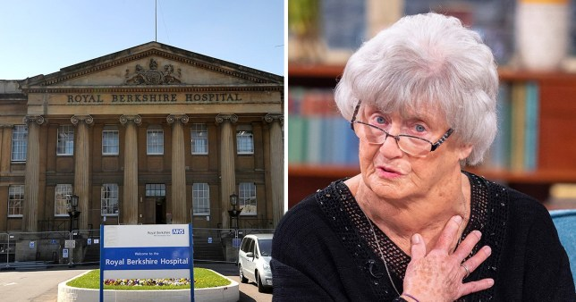NHS worker Eileen Jolly fired for not being able to use computer