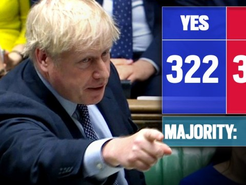 Boris Johnson remains defiant after MPs back Brexit deal delay