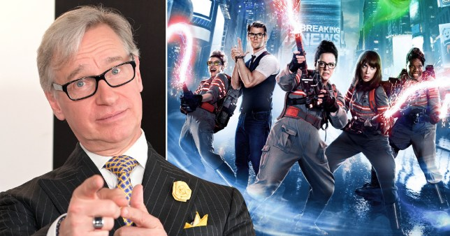 Paul Feig is up for doing a sequel for his Ghostbusters reboot