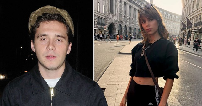 Brooklyn Beckham 'dating actress Phoebe Torrance' after Hana Cross split