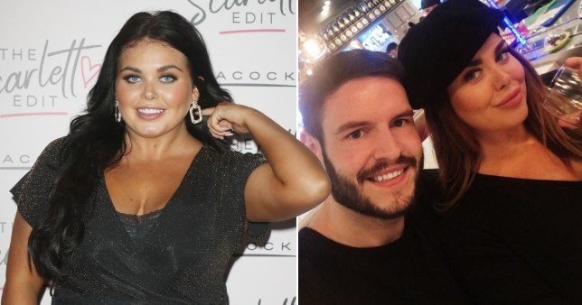 Scarlett Moffatt and boyfriend Scott Dobinson move in together