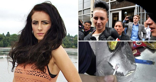 Peru Two cocaine smuggler admits she 'sort of' knew what she was doing