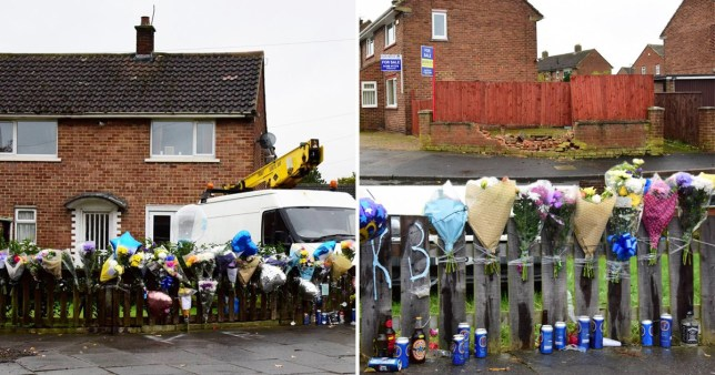 Tributes paid to teen Kelvin Bainbridge, who died after crashing in police chase