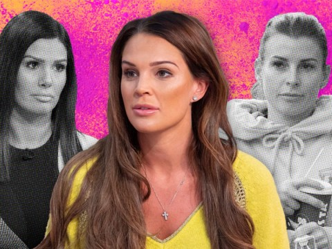 Danielle Lloyd got involved in Coleen Rooney and Rebekah Vardy scandal because 'a similar thing happened to her'