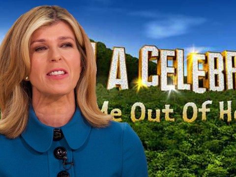 Kate Garraway squirms over 'kangaroo testicles' comment amid I'm A Celebrity rumours