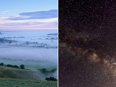 This UK nature reserve has been named one of the world's best stargazing spots after residents turn off lights at night
