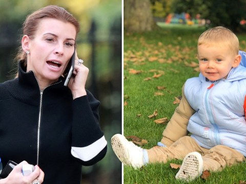 Poorly Coleen Rooney back home as husband Wayne takes kids on family holiday