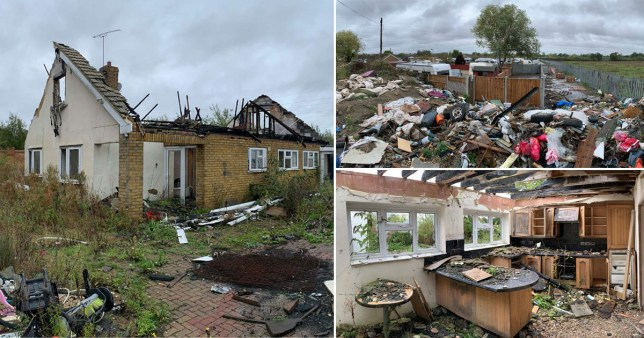 Traveller camp Dale Farm now £7,000,000 dump after years of fly-tipping