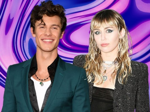 Miley Cyrus is teaming up with Shawn Mendes for She Is Miley Cyrus album