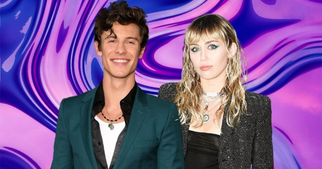 Miley Cyrus confirms Shawn Mendes is on new album She Is Miley Cyrus