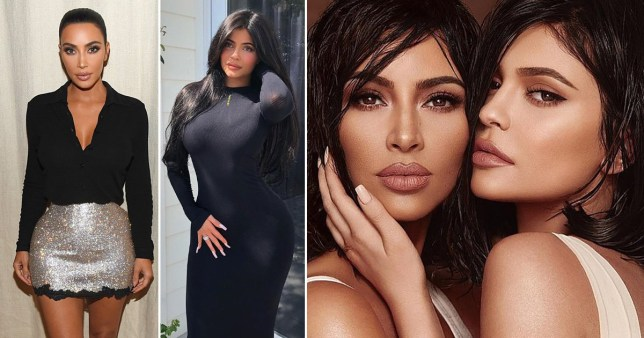 Kylie Jenner pays tribute to 'beautiful big sister' Kim Kardashian as she celebrates 39th birthday