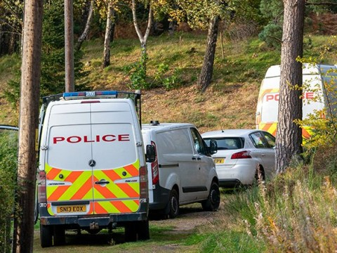Man, 83, dead and pair in their 70s injured in 'woodland attack'
