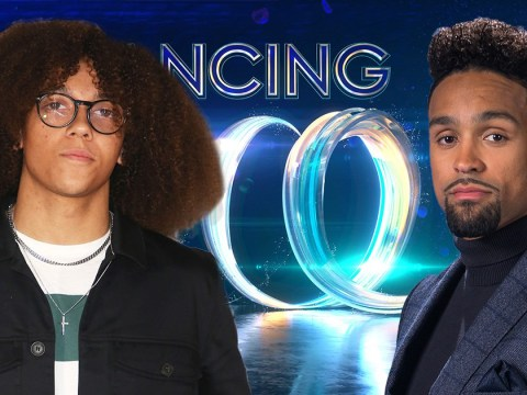 Dancing On Ice's Perri Kiely fears Diversity pal Ashley Banjo being judge will 'work completely against him'