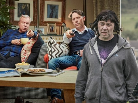 The League Of Gentlemen stars Reece Shearsmith and Steve Pemberton sign up to Celebrity Gogglebox