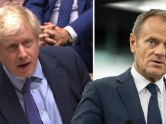 Brexit extension recommended to EU by President of European Council