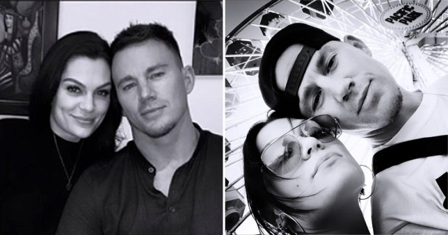 Image result for channing tatum and jessie j