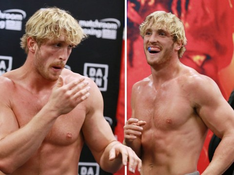 Logan Paul channels inner Rocky as he gets ripped for KSI rematch