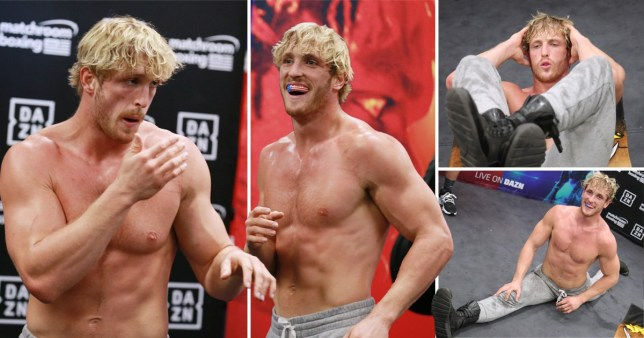 Logan Paul channels Rocky as he gets ripped for KSI boxing rematch