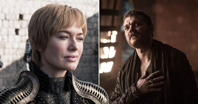 Game of Thrones' Cersei Lannister and Euron Greyjoy