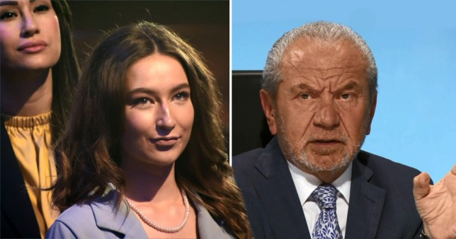Lottie Lion claims she knows Lord Sugar better than the girls