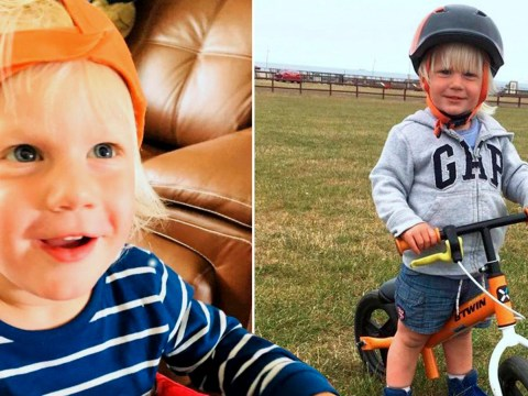 Toddler choked to death on peas while having dinner with his family
