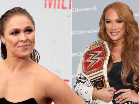 Total Divas' Nia Jax calls out Ronda Rousey for being 'disrespectful' to the women of WWE