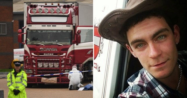 Mo Robinson has been arrested over the lorry deaths