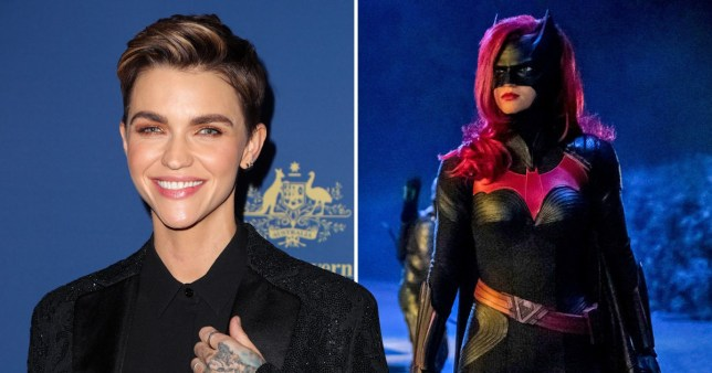 Batwoman season two 'won't kill off Kate Kane character' after Ruby Rose's exit from the show