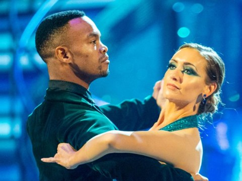 Strictly Come Dancing's Catherine Tyldesley throws subtle shade at judges after shock elimination